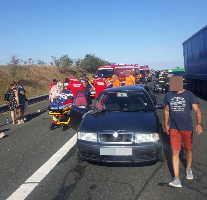 Accident-autostrada-soarelui-9 iulie 2020