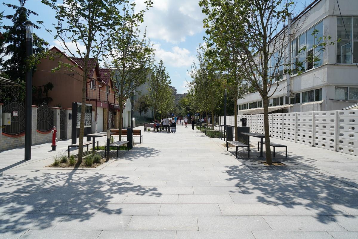 Strada inteligentă din Cluj-Napoca