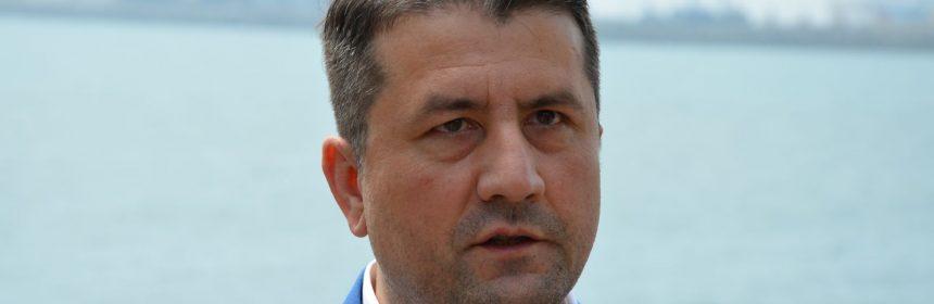 Decebal Făgădău, primarul municipiului Constanța