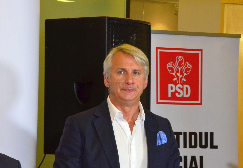 Eugen Teodorovici vrea să fie președintele PSD