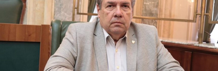 Ștefan Mihu, senator PSD