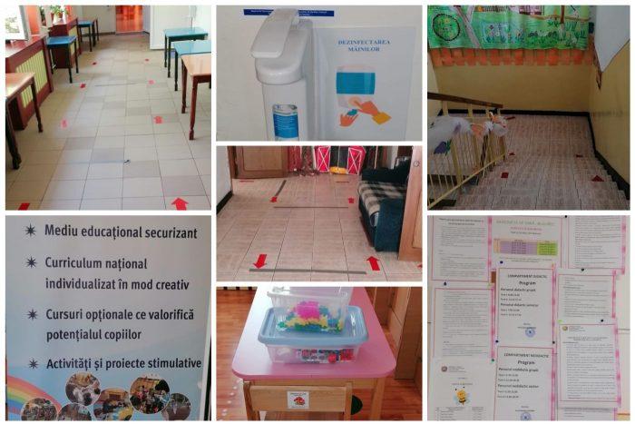 Se deschid șase grădinițe de stat din județul Constanța