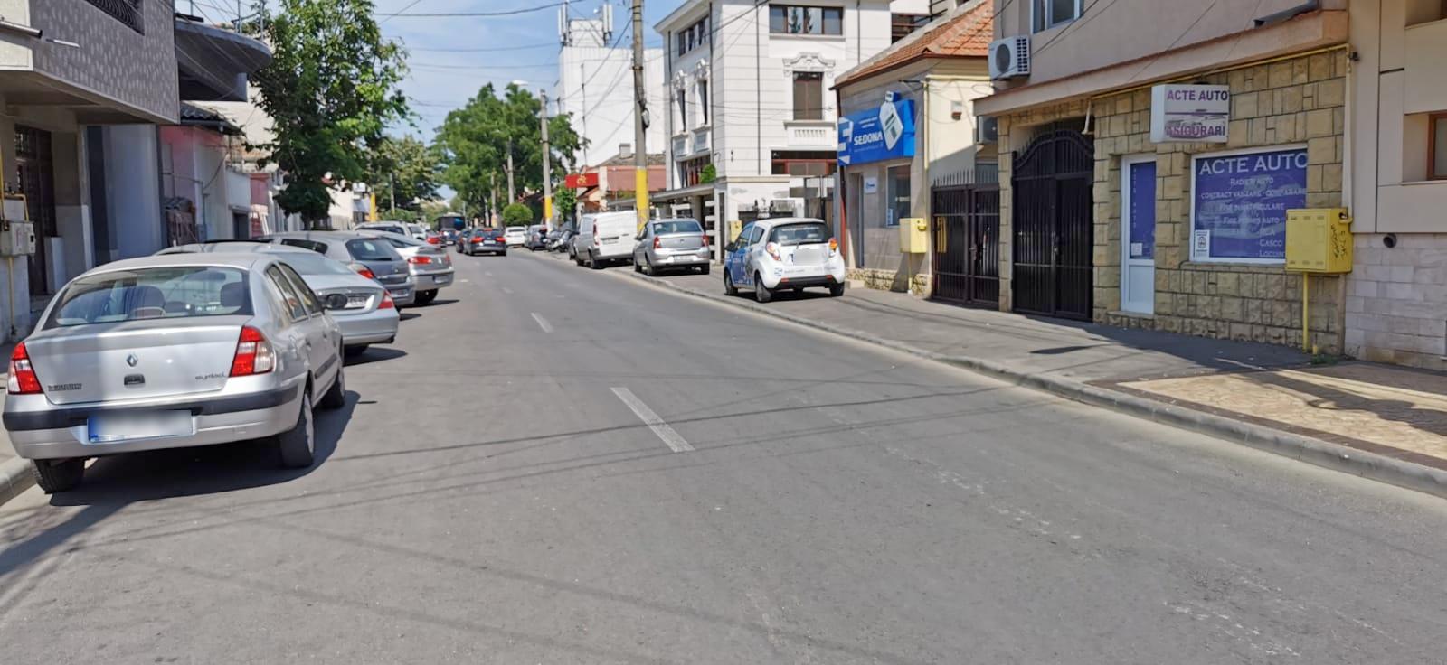 Schimbări importante în traficul rutier din zona centrală a orașului  Constanța