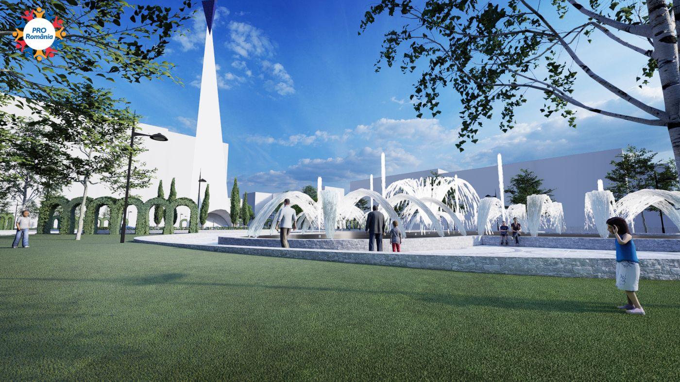 Pro România propune transformarea zonei Far din Constanța: parcări supraetajate și parcuri