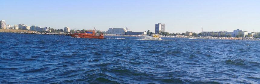 salvare pe mare