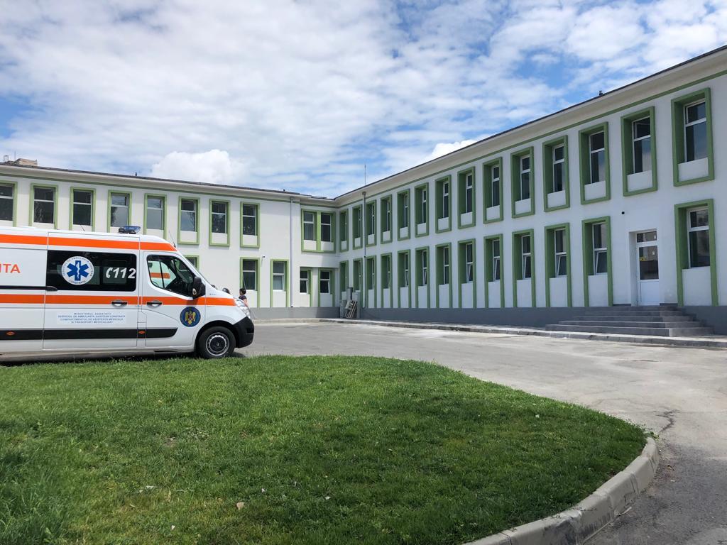 spital navodari