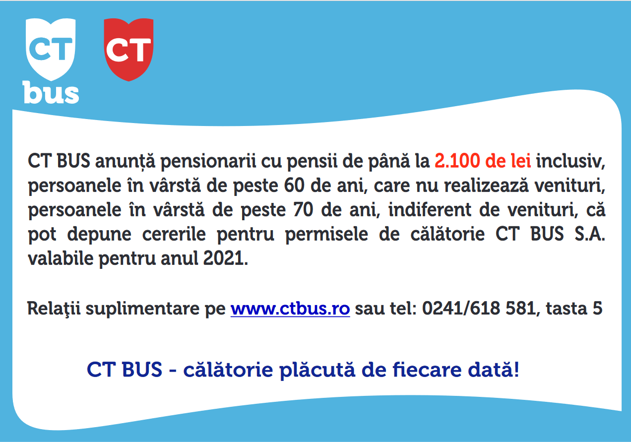 CT BUS aplicatie