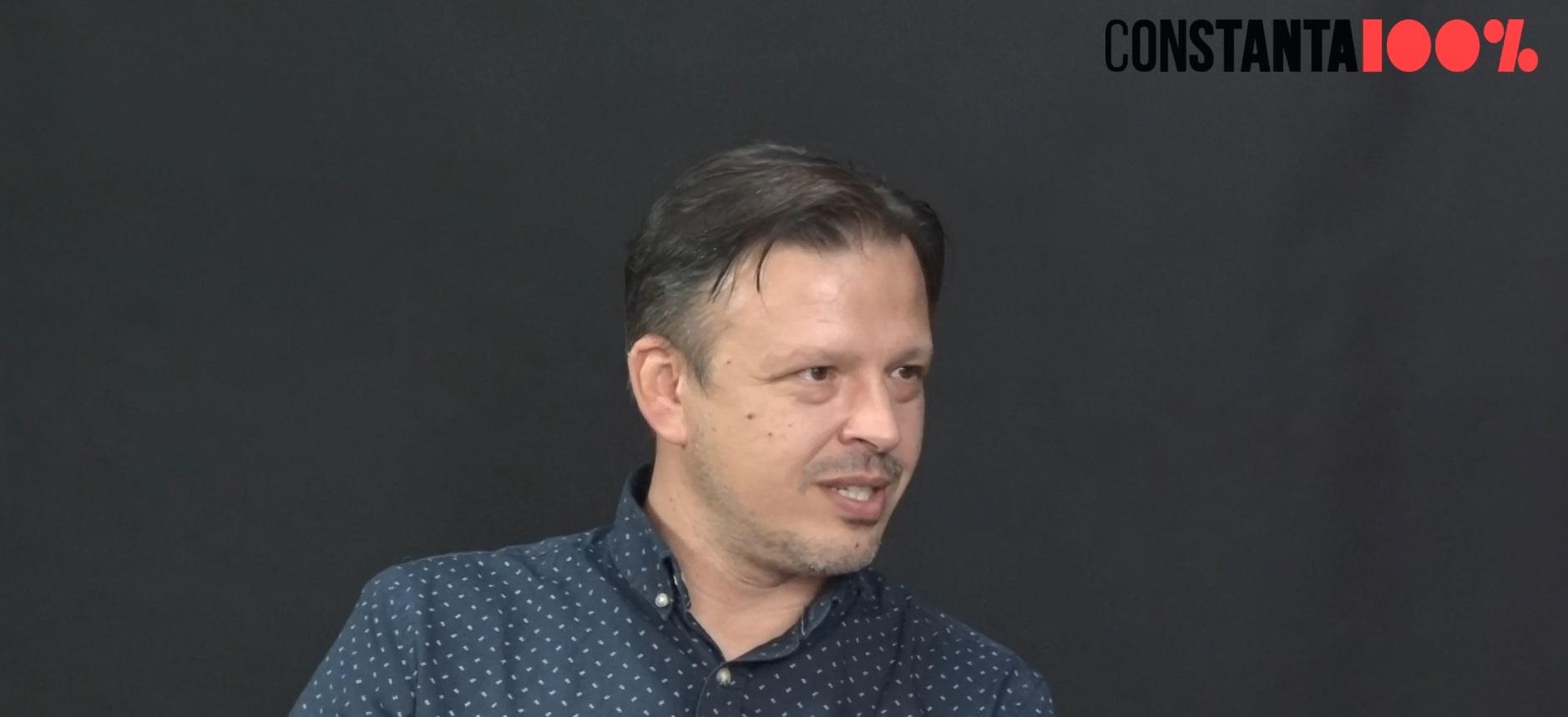 Viorel Ionescu, primar Harsova