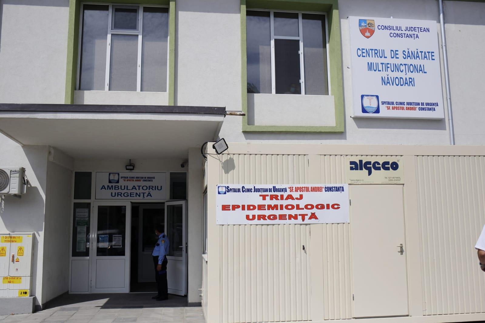 centrul multifuncțional de sănătate năvodari