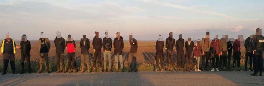 migranti irakieni