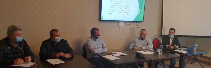 Grupul de Inițiativă al Producătorilor Agricoli din Dobrogea