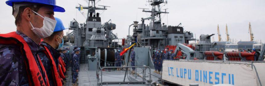 """Dragorul maritim """"Lt. Lupu Dinescu"""""""