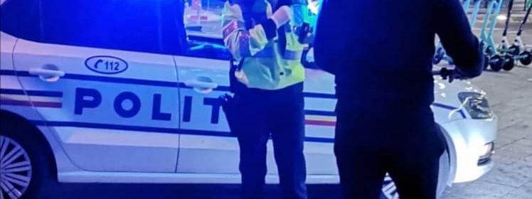 Politie trotonete electrice