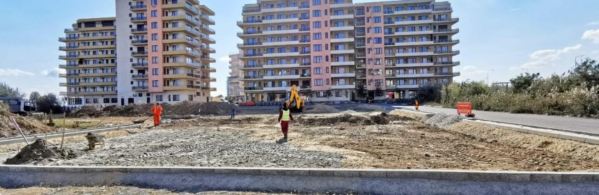 parcare Mamaia Nord