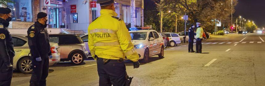politisti control coronavirus constanta