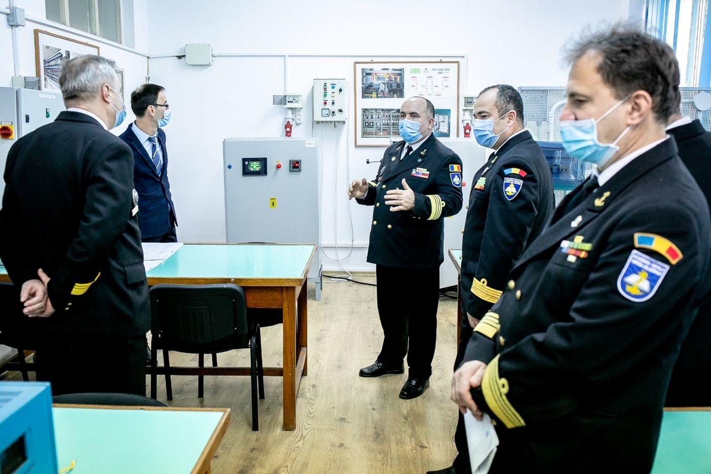 """Academia Navală """"Mircea cel Bătrân"""""""