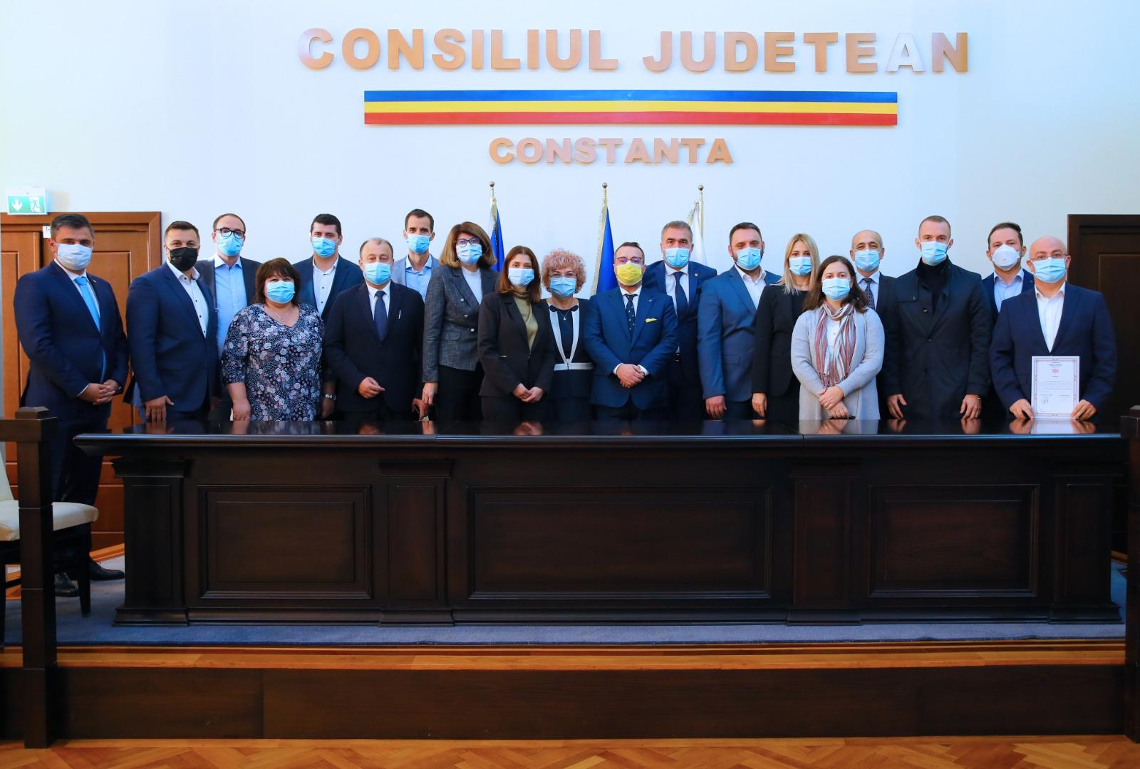 Iată componența comisiilor permanente de specialitate ale Consiliului Local Constanța