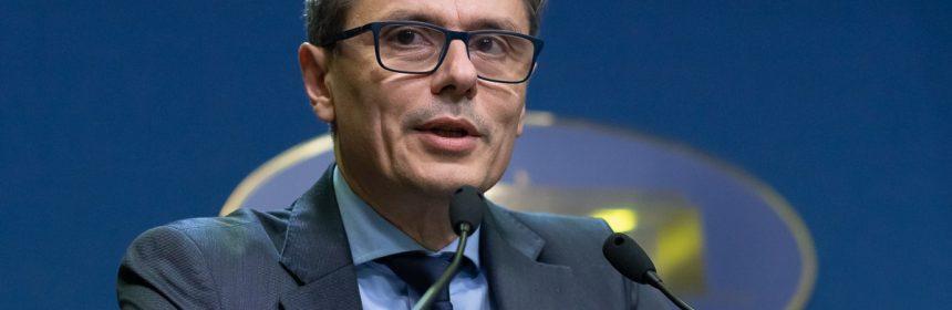 ministrul economiei virgil popescu
