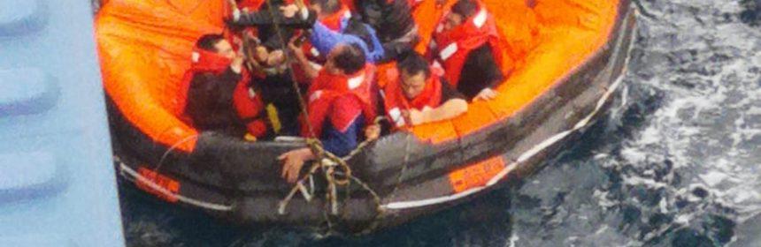 marinari salvati de un comandant roman