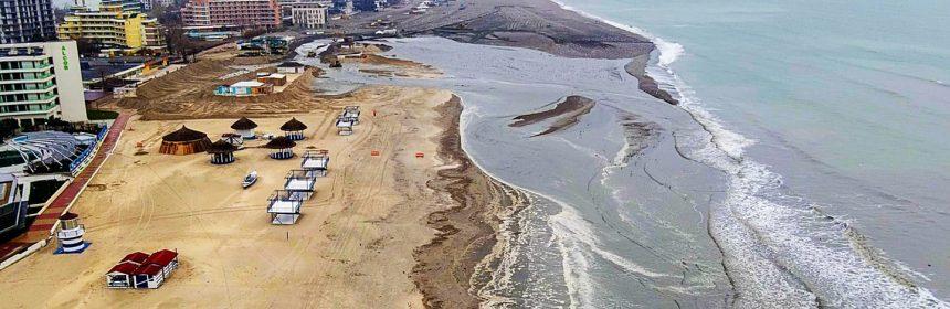 Reducerea eroziunii costiere, faza a doua