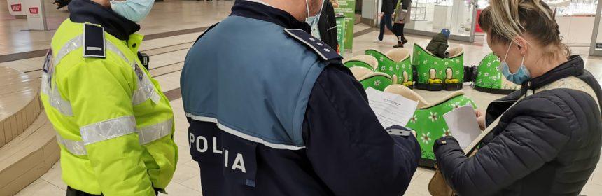 politie constanta controale mall
