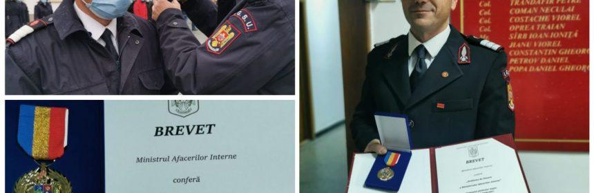 romica pompier ISU Dobrogea