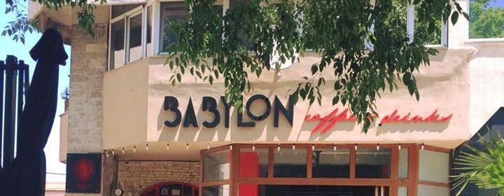 cafenea babylon