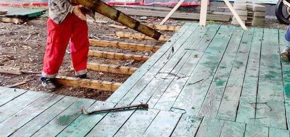demolare terase constanța