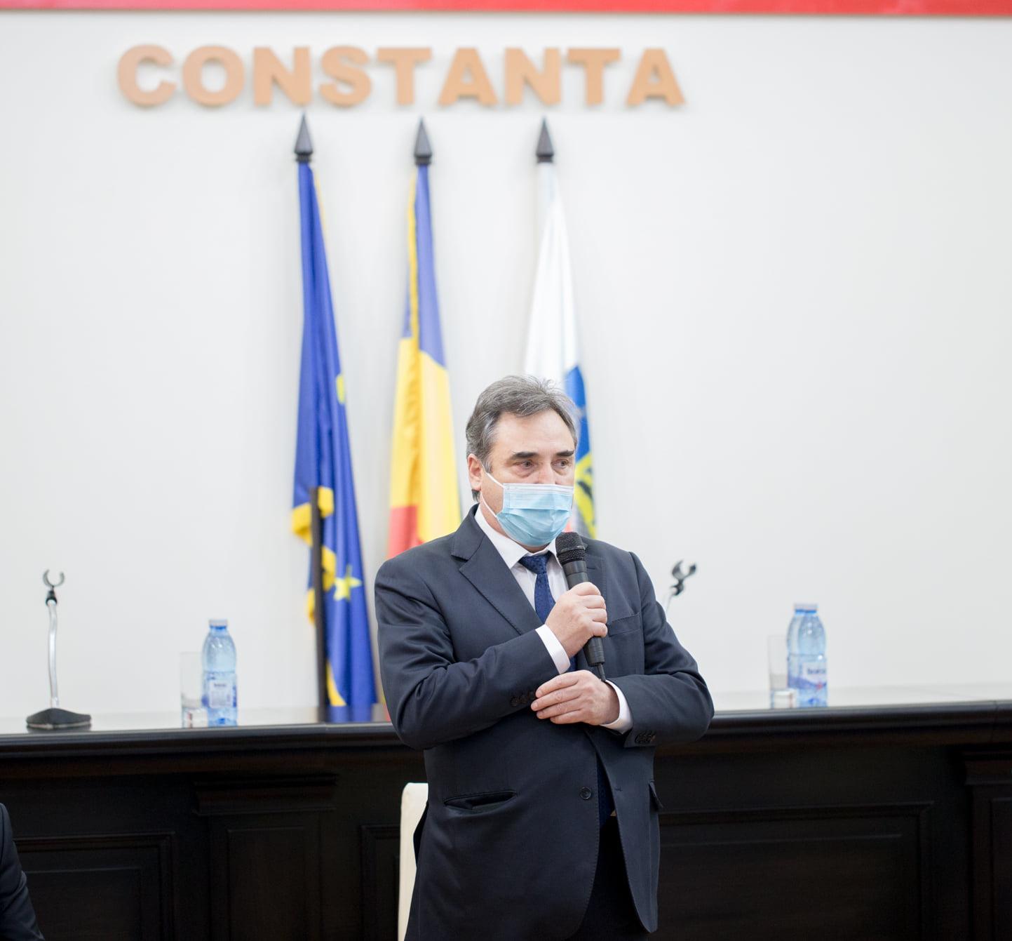 Președintele Consiliului Județean Constanța invită ONG-urile la o întâlnire oficială