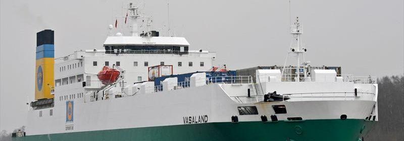 Nava Vasaland, trei escale pe săptămână pe ruta Karasu (Turcia) – Portul Constanța