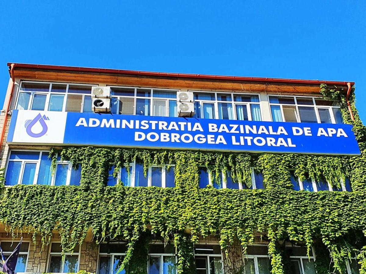 Administraţia Bazinală de Apă Dobrogea – Litoral Constanța face angajări