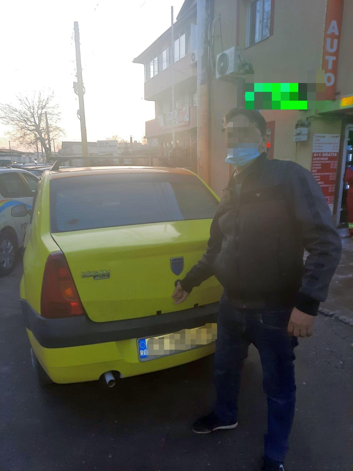 taximetrist constanta
