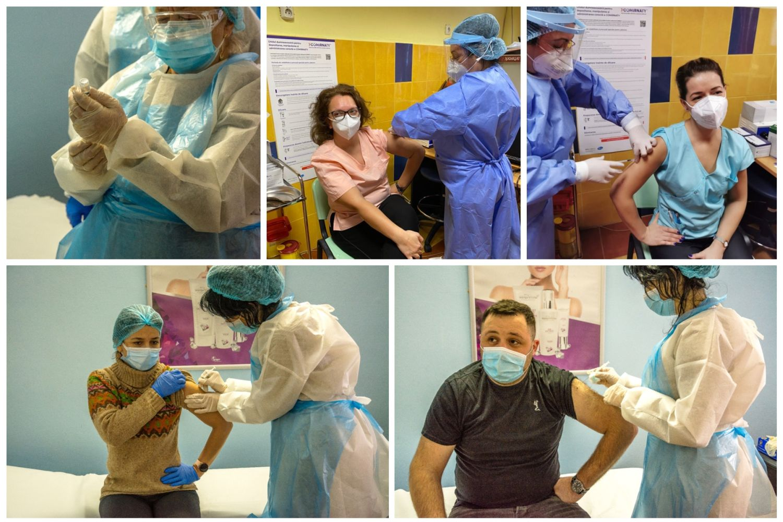 vaccinare spital mangalia