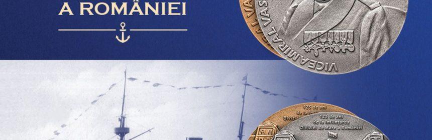 Moment aniversar pentru Forțele navale Române. CEA MAI COMPLEXĂ STRUCTURĂ A sa ÎMPLINEȘTE 125 DE ani