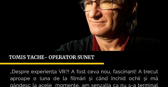 Teatrul de Stat Constanța este al doilea teatru din țară care lansează una dintre producțiile sale adaptată în format VR360.