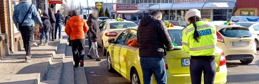 taxi politia locala constanta