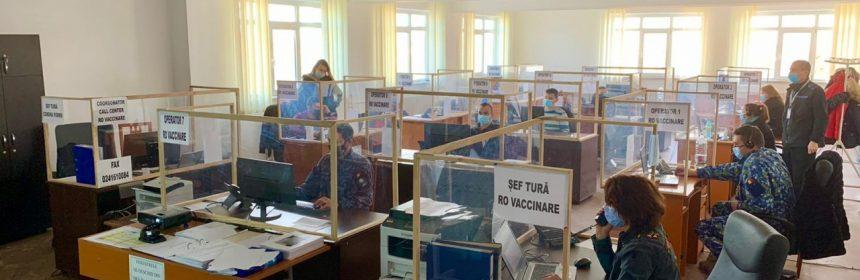 Forțele Navale Române, în efortul național de combatere COVID-19