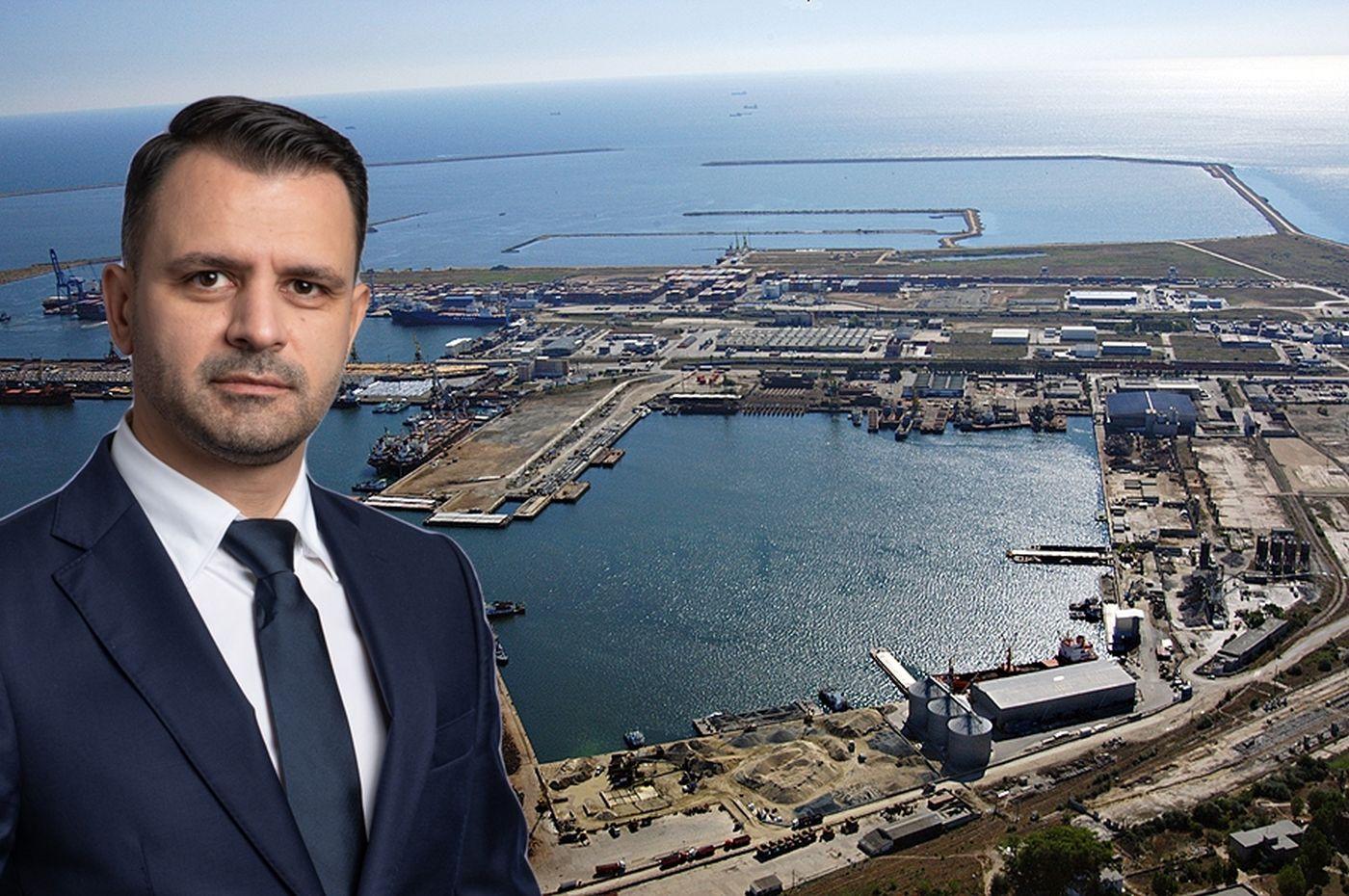 """Marian Crușoveanu, deputat PNL: """"Portul Constanța rămâne al României"""""""