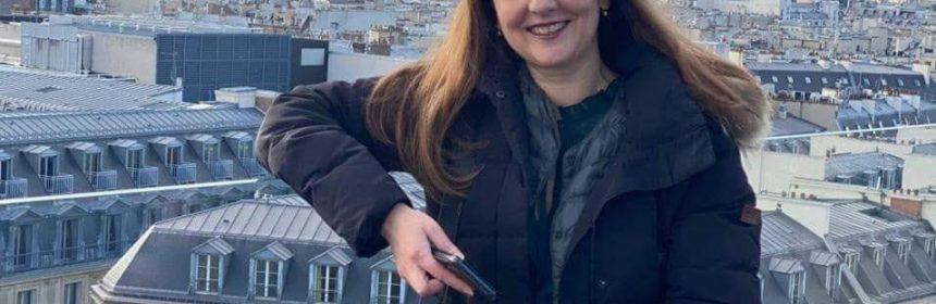 Gabriela Dan-Unterseh, stabilită de 21 de ani în Franța, se întoarce în țară pentru a conduce una dintre cele mai importante instituții din economia României. Sursă foto: Facebook
