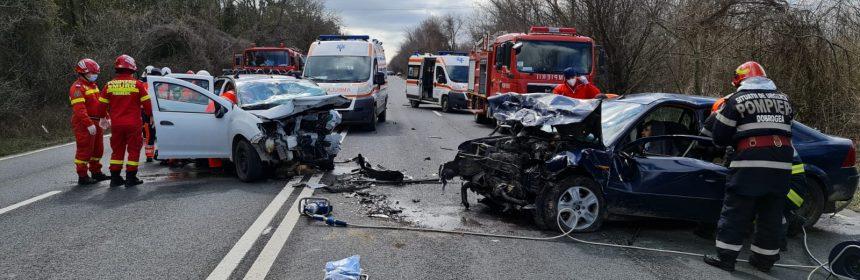 accident rutier mortal