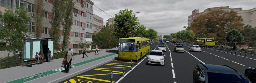 Revoluția în trafic marca Făgădău - Chițac a început azi. Veți renunța la mașină pentru autobuz?