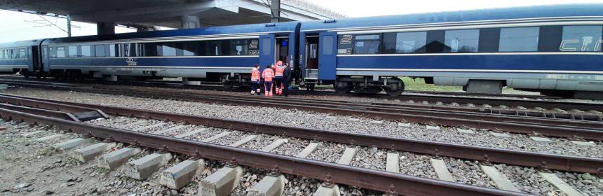 femeie decedata calcata de tren constanta