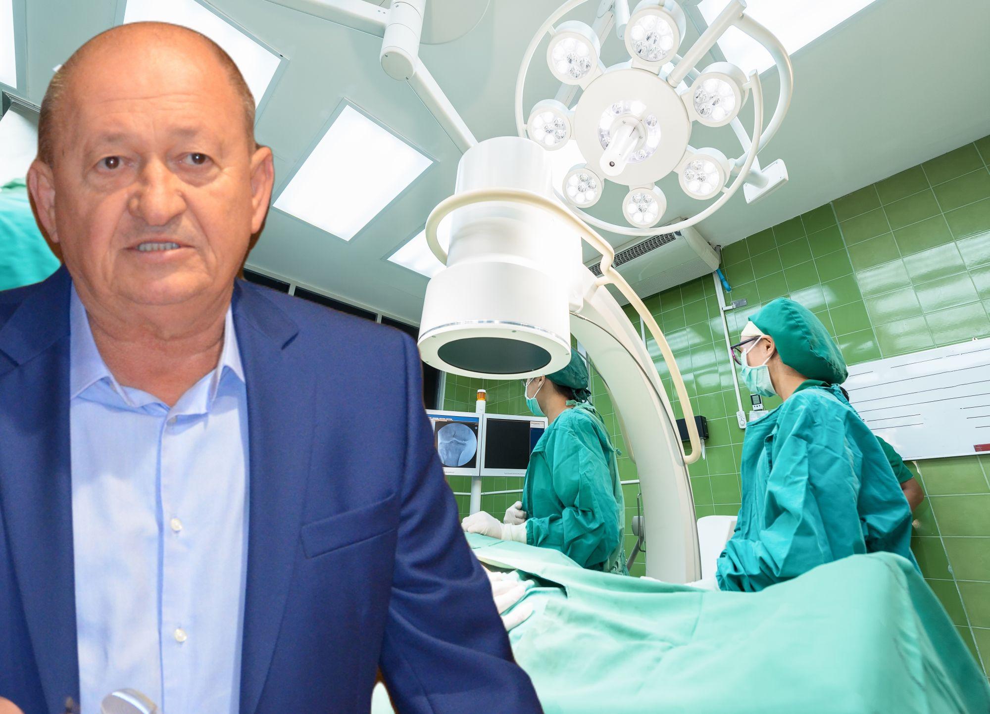 EXCLUSIV Omul de afaceri Grigore Comănescu vrea să construiască în Constanța unul din cele mai moderne spitale din Europa