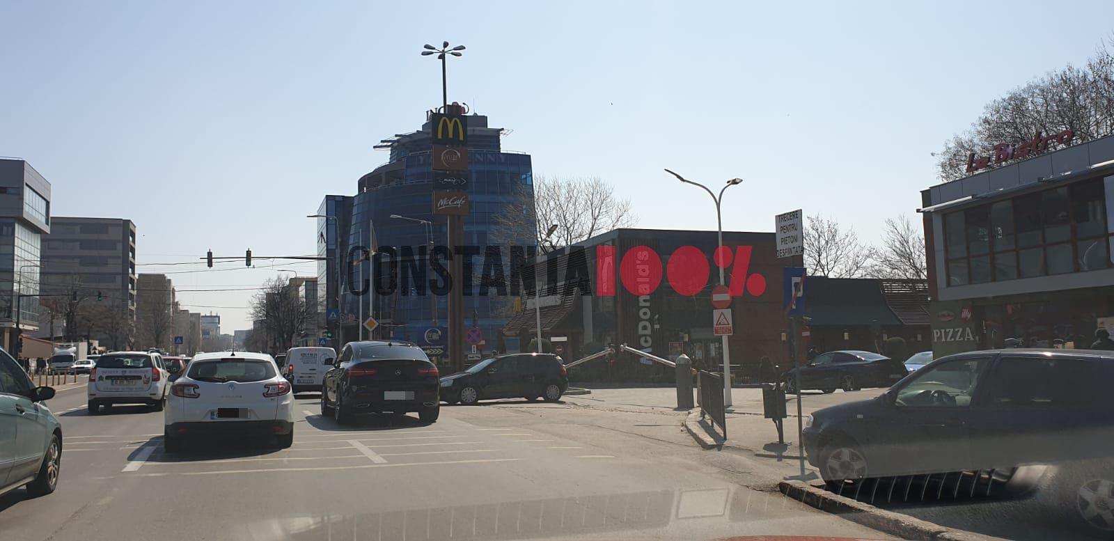 Viceprimarul Ionuț Rusu promite că rezolvă nebunia de la McDonald's