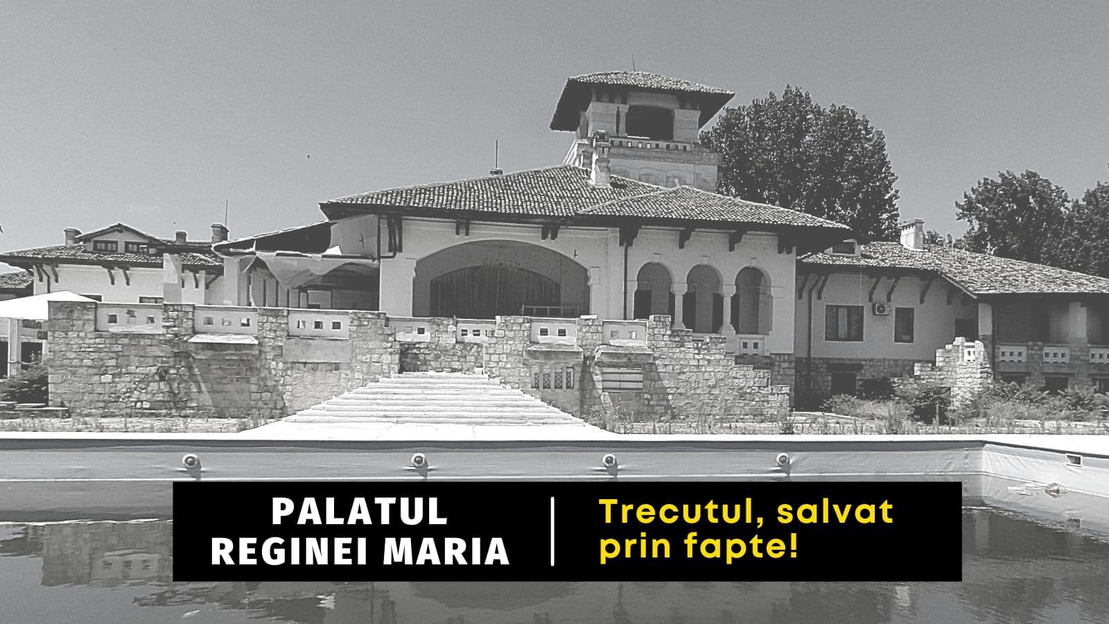 """Marian Crușoveanu, deputat PNL: """"Palatul Reginei Maria are nevoie de consolidare, nu de șezători politice"""""""