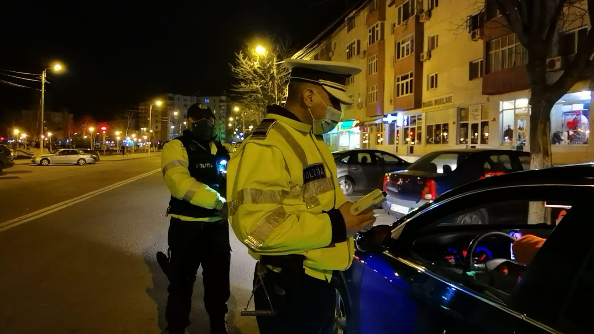 politia viteza