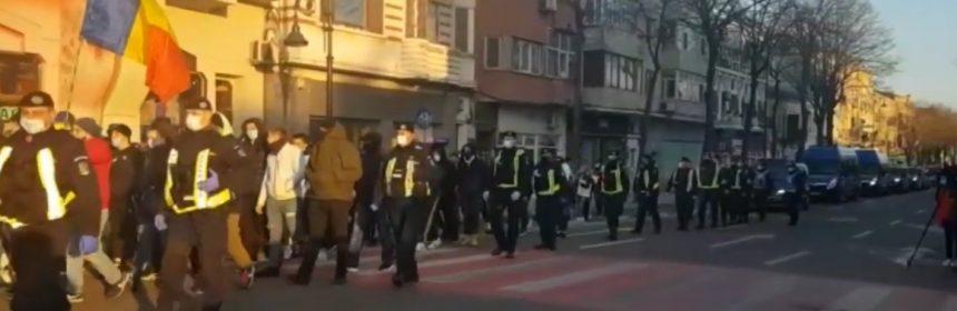 protest constanta 30 martie