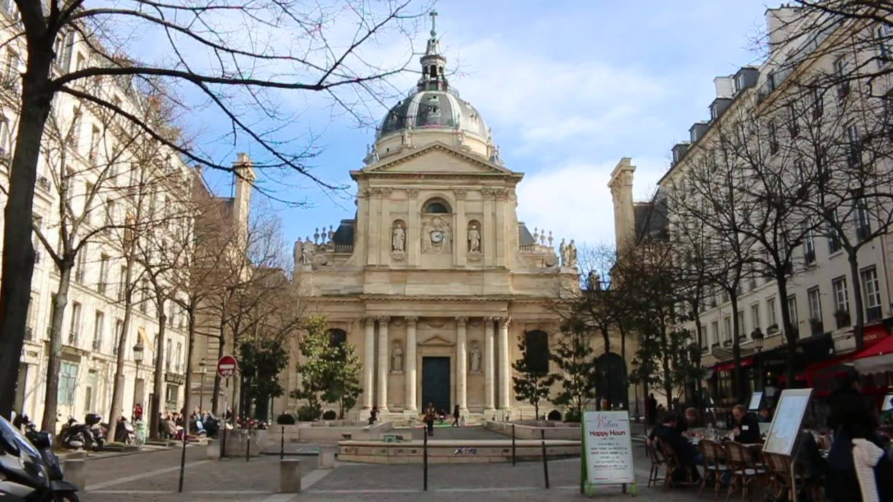 Sorbona, Paris