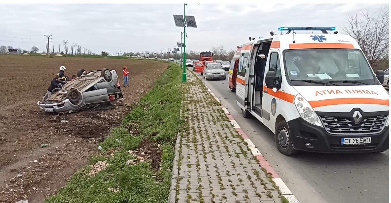 accident 23 aprilie constanta