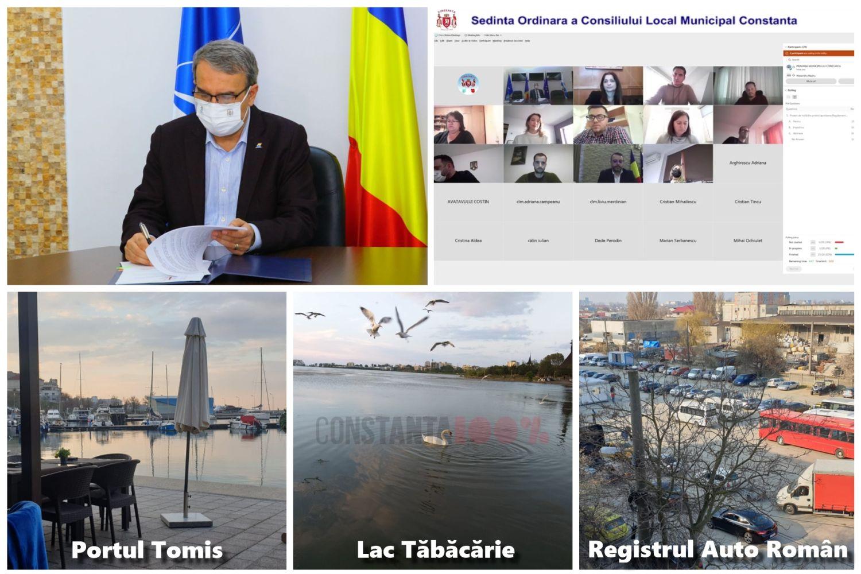 Primarul Constanței și consilierii locali au încălcat Constituția, Codul Administrativ și Noul Cod Civil